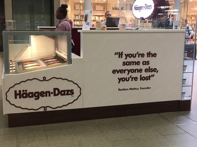 Haagen-Dazs - Parlour 3