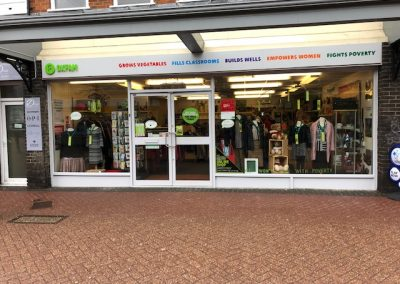 Oxfam, Hailsham – Refresh Works