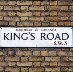 250 Kings Road, London SW3