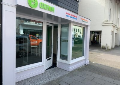 Oxfam, Lymington – New Shop