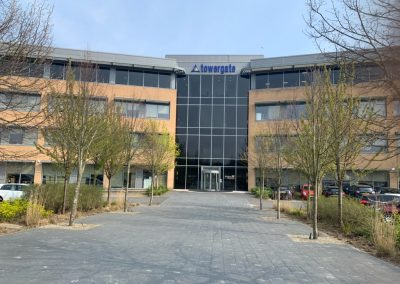 Towergate House, Maidstone – External & Internal Fit Out Works