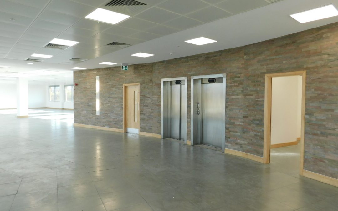 Eclipse Park, Maidstone – CAT A Fit Out and External Car Park Alterations