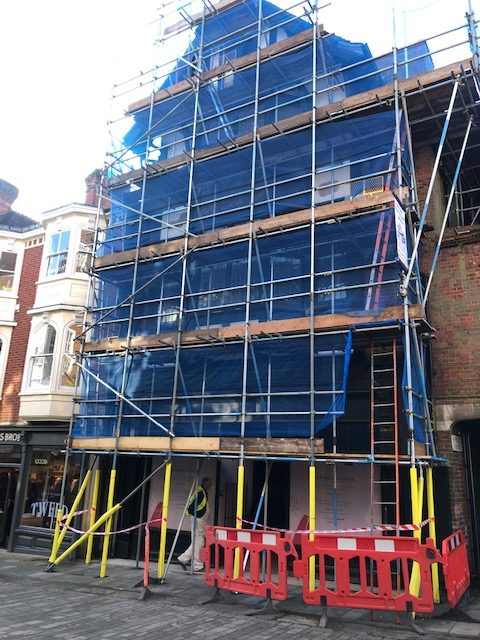 High Street, Winchester – Dilapidations