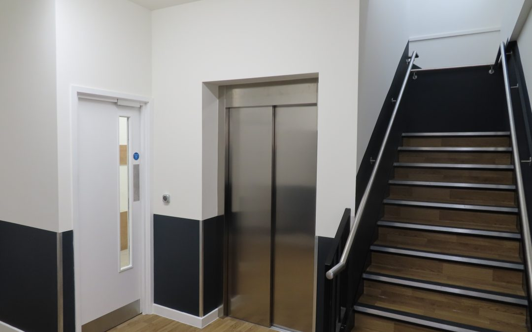 15 Station Parade, Hornchurch – Formation of new retail unit and installation of lift to residential area